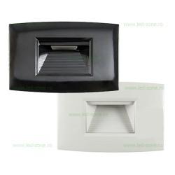 Spot LED Trepte 2W 220V Dreptunghiular IP65