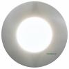 Spot LED 5W Rotund Argintiu Premium Mediu Umed