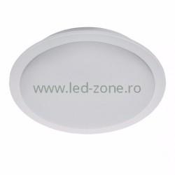 Spot LED 5W Rotund Alb Mediu Umed