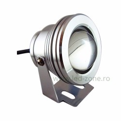 Spot LED Exterior 10W Rotund COB Lupa 12V