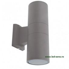 Aplica LED Exterior Fatada 2x5W Bidirectional