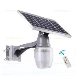 Lampa LED Iluminat Stradal 20W Solara cu Suport si Telecomanda
