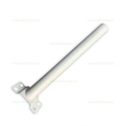 Consola Lampa LED Stradala D-50mm Fixare Perete
