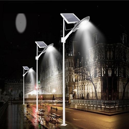 Lampa Led Iluminat Stradal Solara 200w Cu Telecomanda Led Zone Magazin Online
